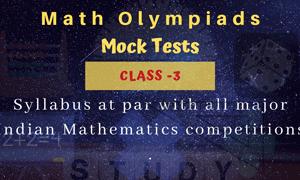 Math Olympiads, Class-3