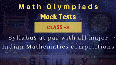 Class 5 - Mock tests